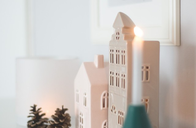 Lichterglanz DIY Idee mit einem Pricklaternen DIY auf Wiener Wohnsinn