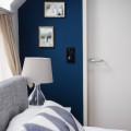 Pantone Dazzling Blue ist meine neue Lieblingsfarbe.. Auch für mein Schlafzimmer !