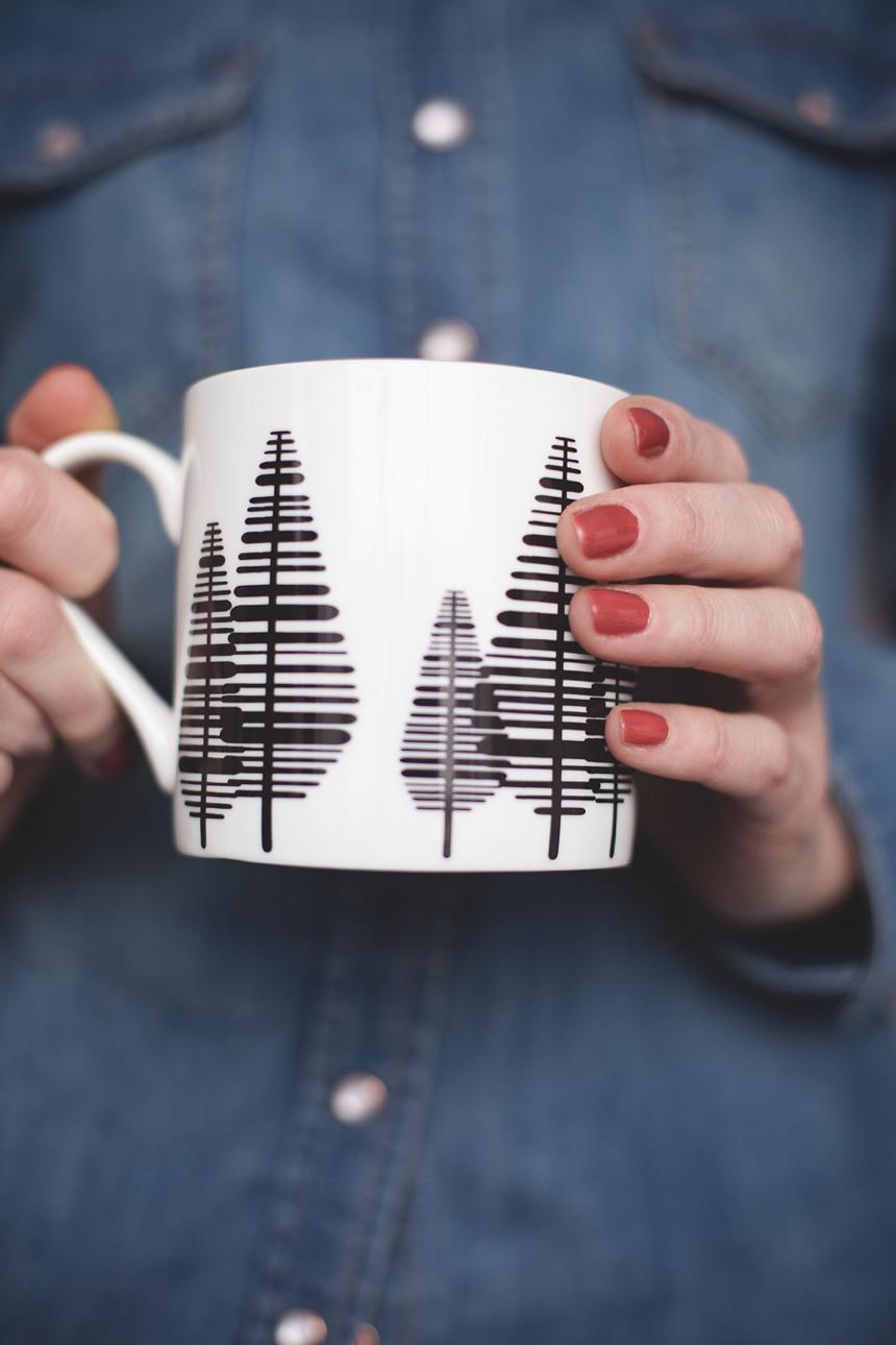 Hanna Francis Kaffeebecher sind so schön !