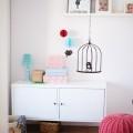 Kinderzimmer mit Stuva Elementen von Ikea auf Wiener Wohnsinn