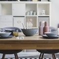 Spätsommerlicher Salat mit Rucola und Himbeeren von Wiener Wohnsinn