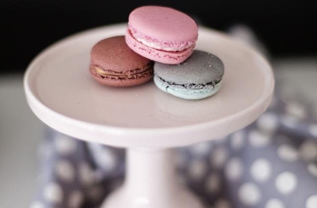 Macaroom - die erste Adresse für Macarons in Wien. Fotografiert von Wiener Wohnsinn Blog.