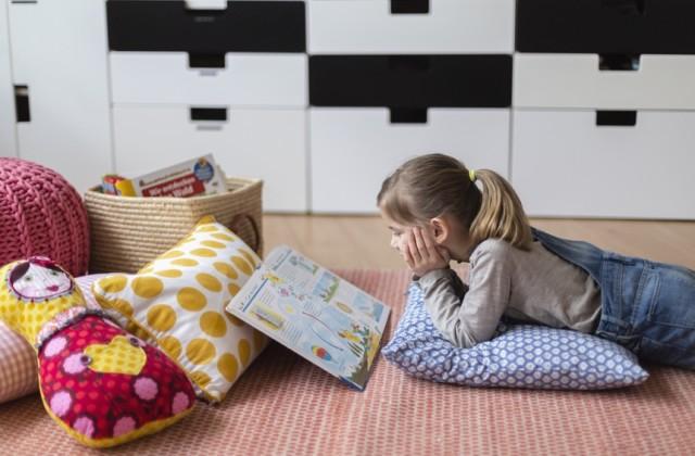 Ein neuer Teppich fuer das Kinderzimmer von Urbanara.