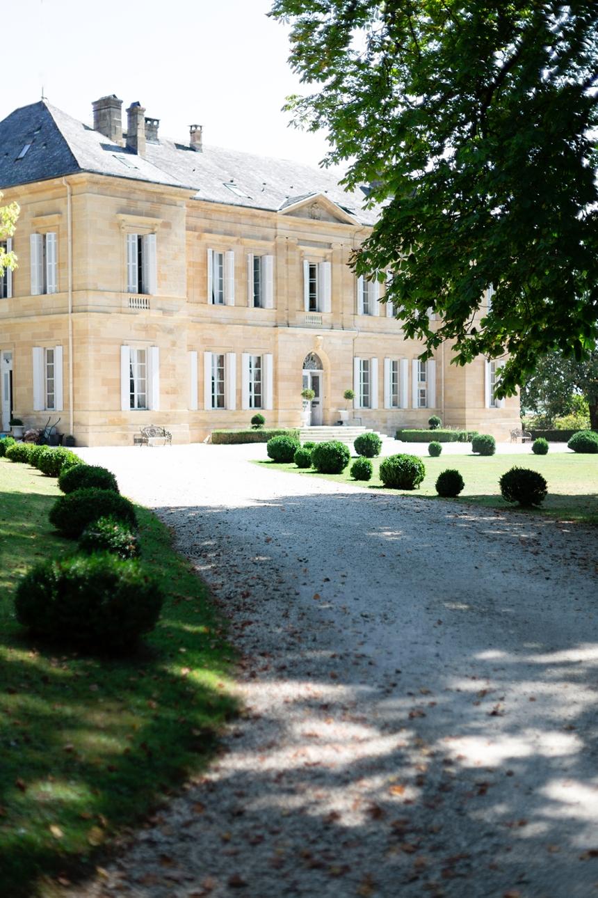 Wiener Wohnsinnige Homestory - Chateau la Durantie - Wiener Wohnsinn Blog