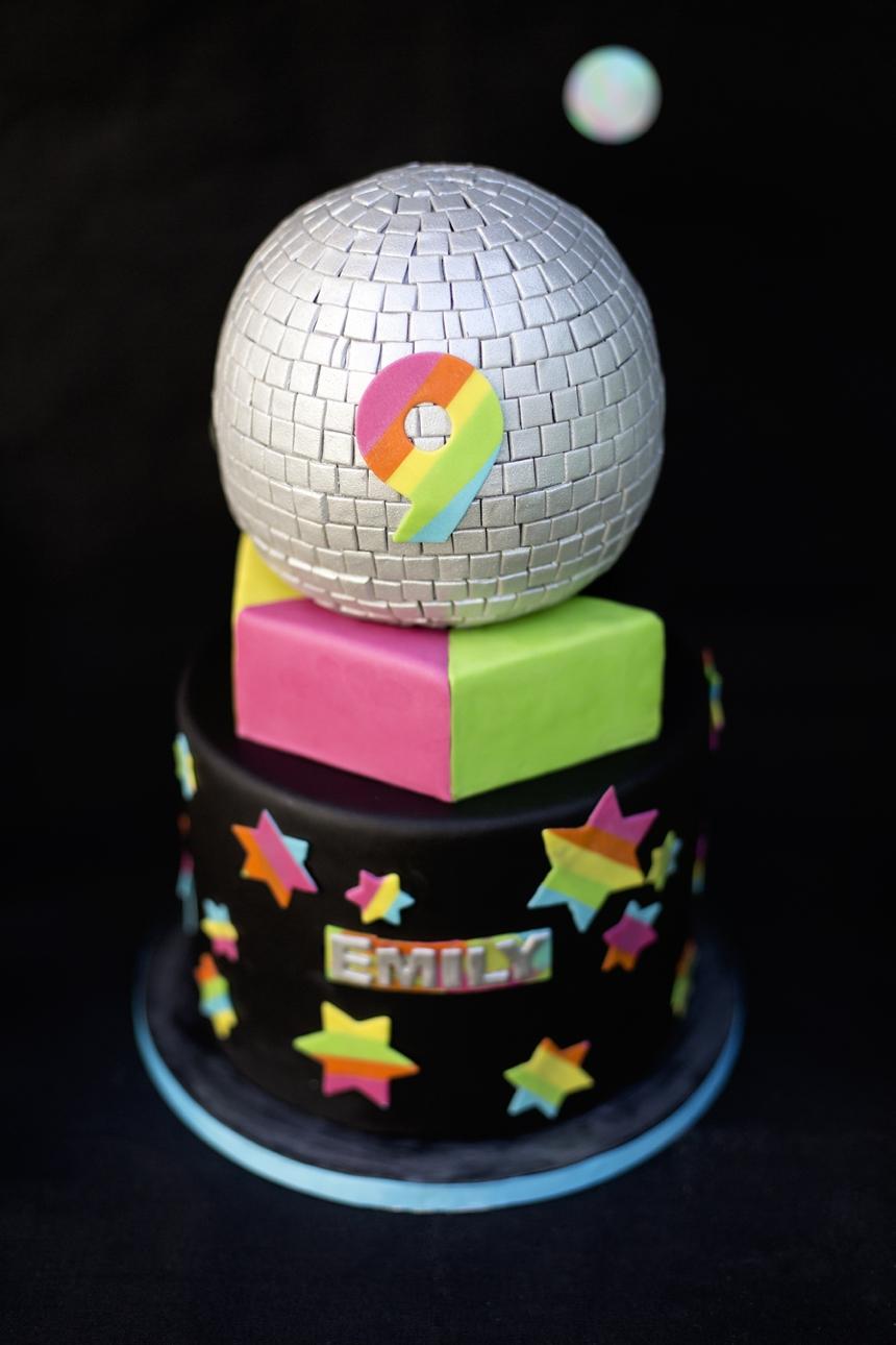 Andrea Kargl - Das Tortenstudio , Disco Geburtstagsparty