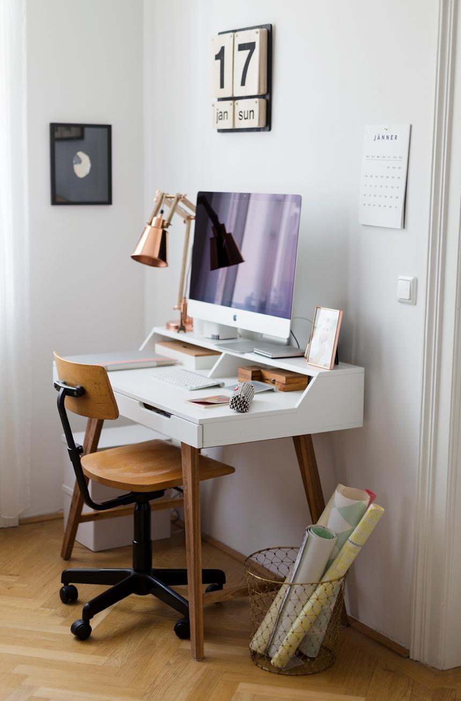 Wiener Wohnsinn - Ordnung am Schreibtisch