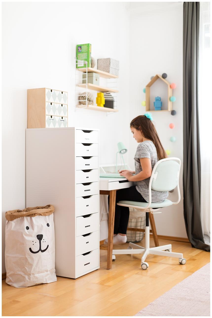 helles und freundliches Kinderzimmer  , Wiener Wohnsinn Interiorblog Wien