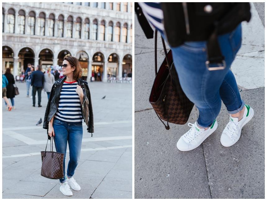 Outfit: Wiener Wohnsinn Blog Casual Chic in Venedig