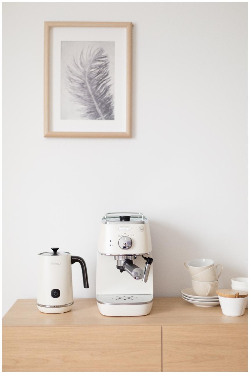 Kaffeegenuss mit Stil , Distinta DeLonghi , Wiener Wohnsinn Interiorblog