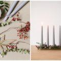 Adventsgesteck DIY Idee Weihnachten - Wiener Wohnsinn Interior Blog
