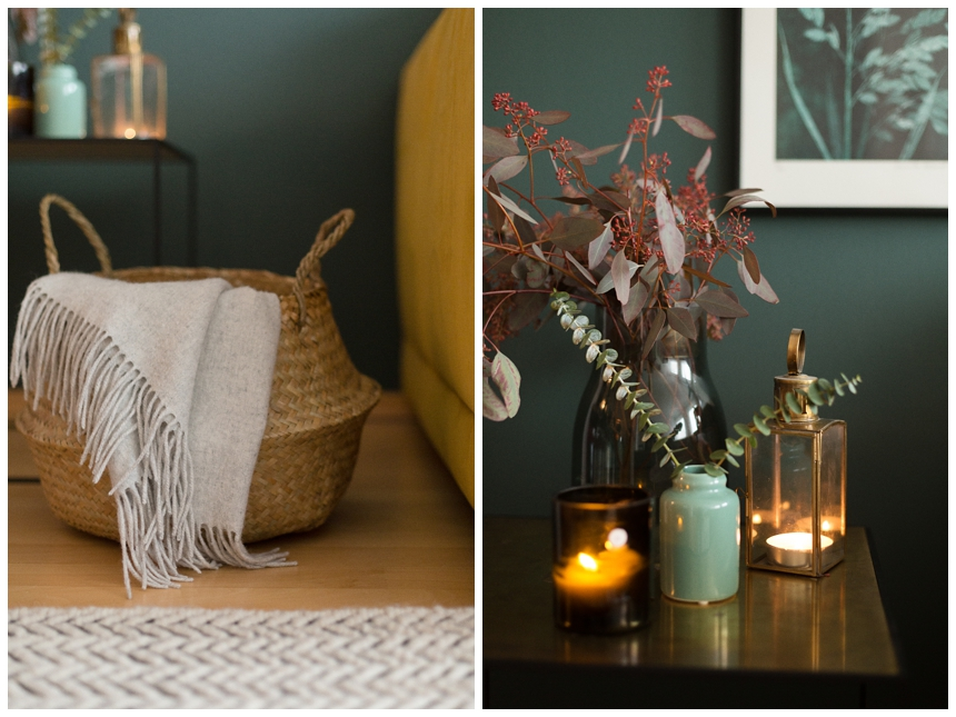 Interior Trends 2018 Moody Greenery