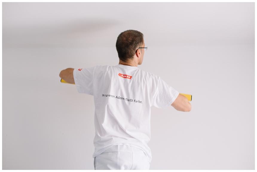 Häufig DIY Wand streichen - ultimative Tipps und Tricks vom ProfiWiener MY84
