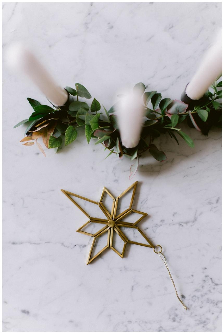 Weihnachtsdekoration für Vorweihnachtszeit von Wiener Wohnsinn Interiorblog