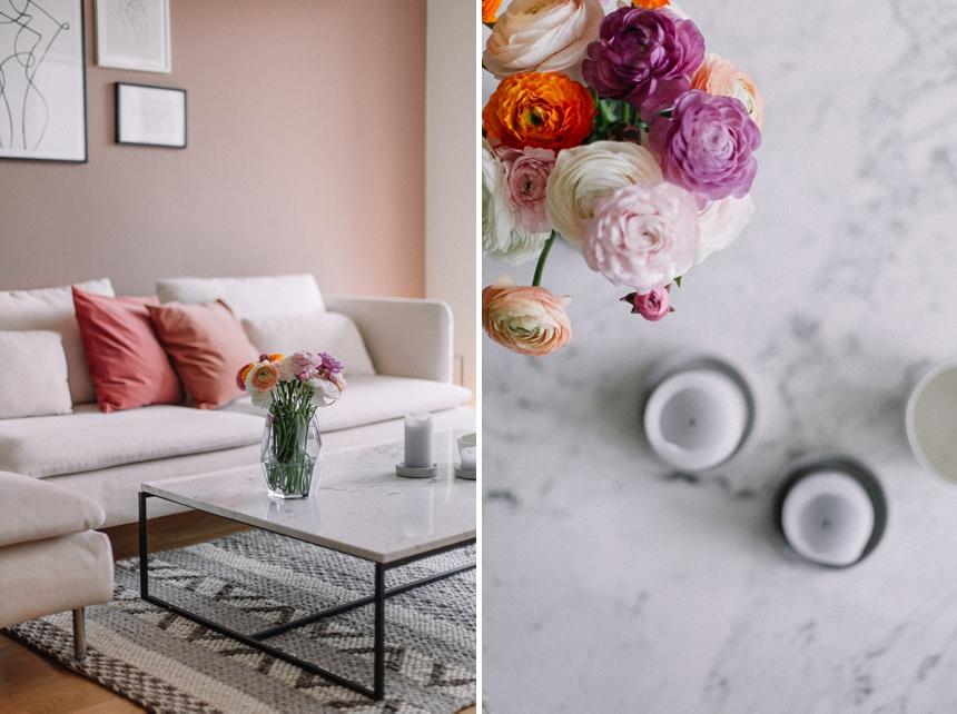 PANTONE Farbe 2019 Living Coral © Wiener Wohnsinn Interior Blog