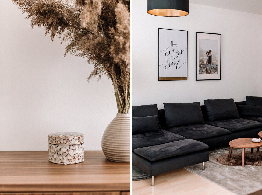 Söderhamn Sofa Ikea Inspiration  © Wiener Wohnsinn Interior Blog