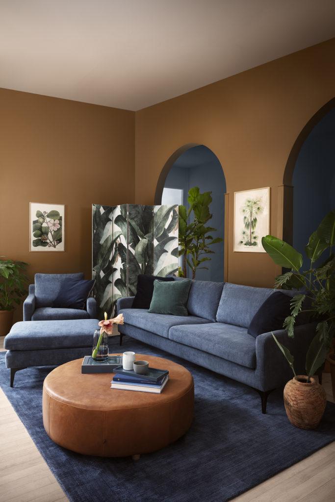 Mein neues Sofa von Sofacompany  , Modell Astha , Wiener Wohnsinn