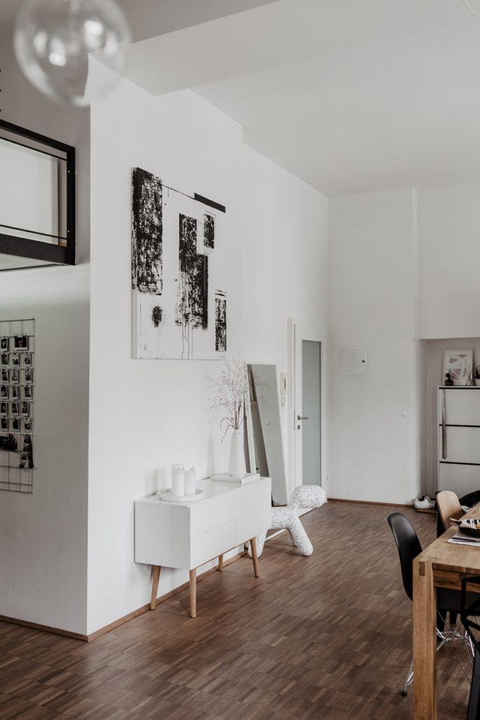 Wiener Wohnsinnige Homestory - Ein Loft in Linz - Tom Rosenberger © Wiener Wohnsinn