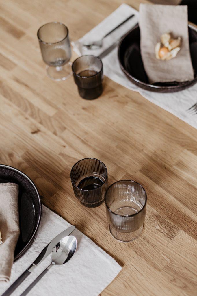 Ripple Glasses Ferm Living by Wiener Wohnsinn Interior Design Blogger