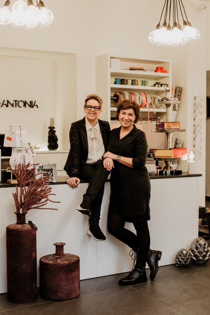 CARMEN & ANTONIA - Kornelija Ersoy und Andrea von Bonin
