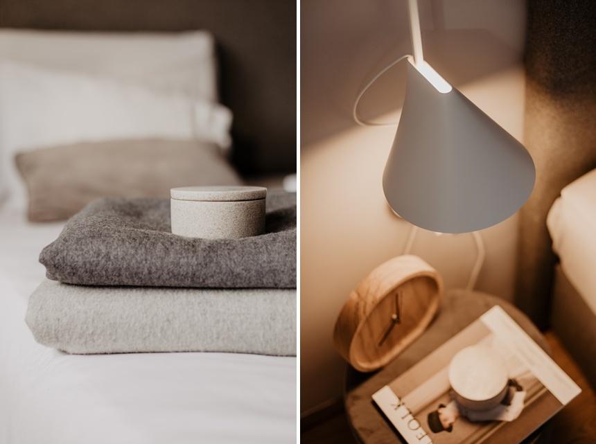 Schlafzimmerleuchte / Wandlampe von Louis Poulsen