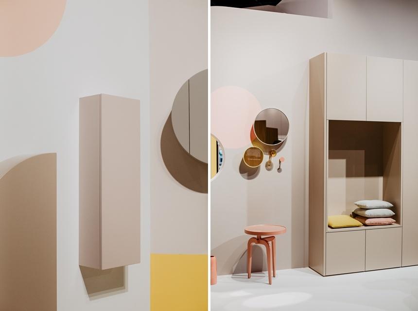 Schoenbuch - neue Serie Symetria in Zusammenarbeit mit dem Design Duo Studio Besau Marguerre