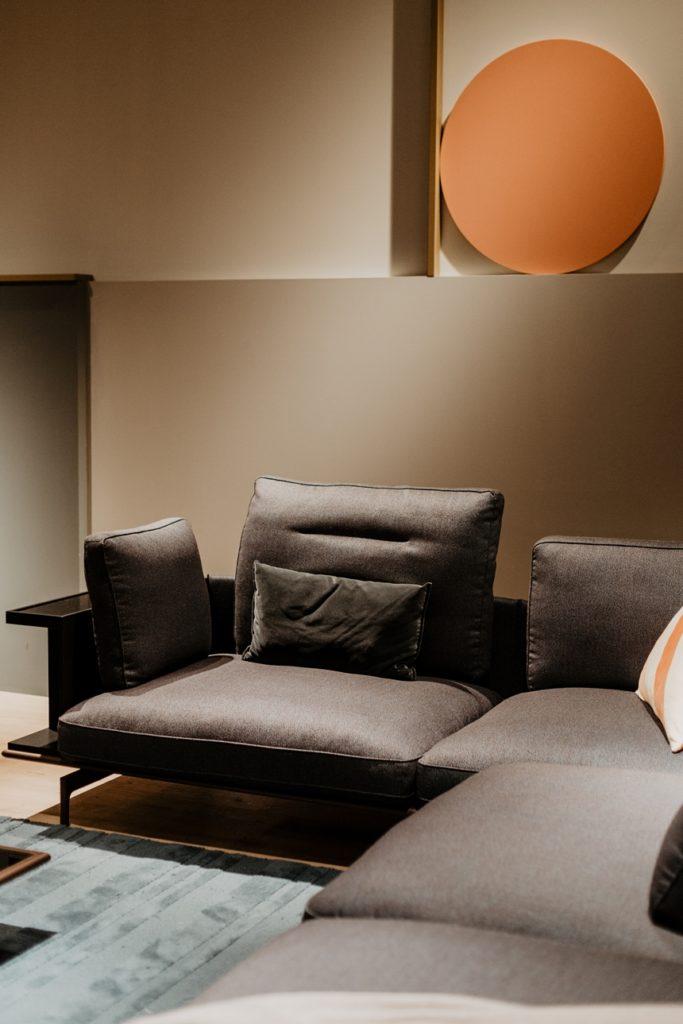 Rolf Benz modulares Sofa LIV von Luca Nichetto , imm cologne 2020 , Wiener Wohnsinn Blog