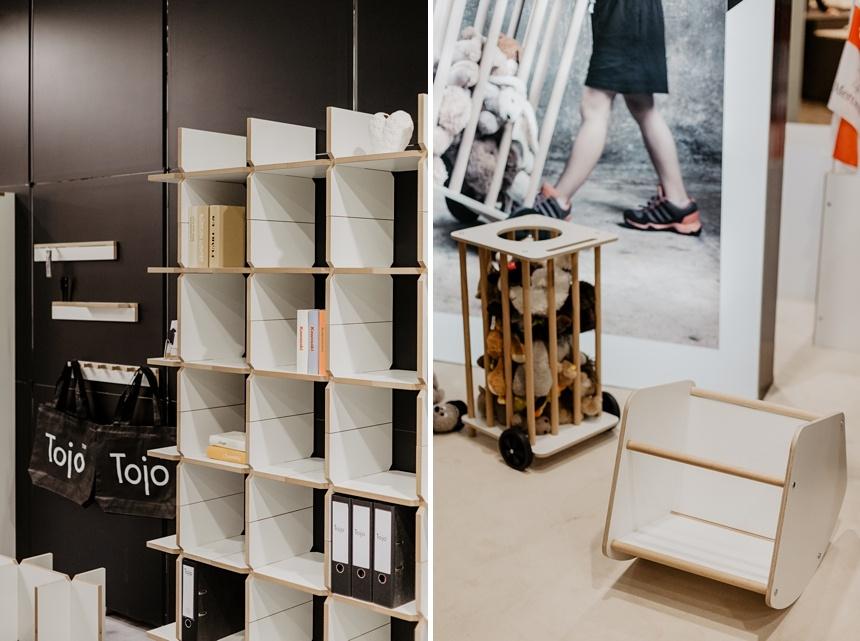 Kinderzimmermöbel vom deutschen Möbelhersteller Tojo © Wiener Wohnsinn Blog
