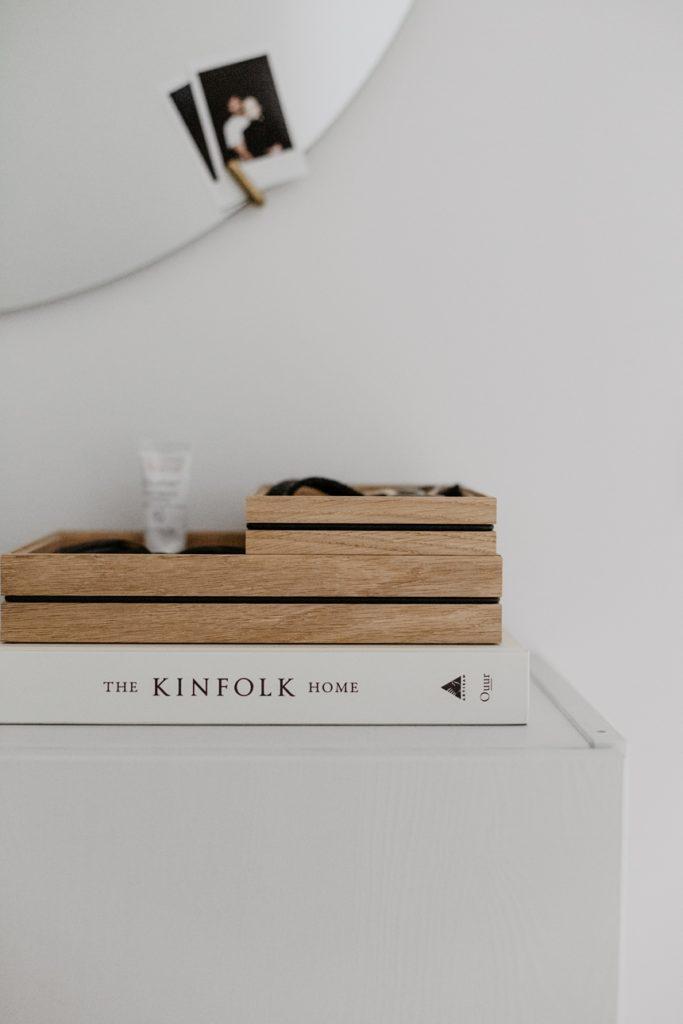 Organiser by Moebe - Tray aus Holz für die Organisation von Kleinkram