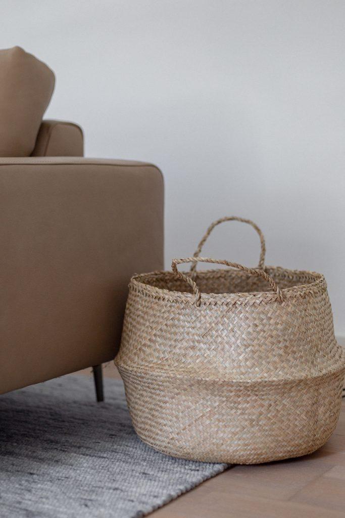 Wohnzimmer Makeover , Schurwollteppich von Jordan Teppiche