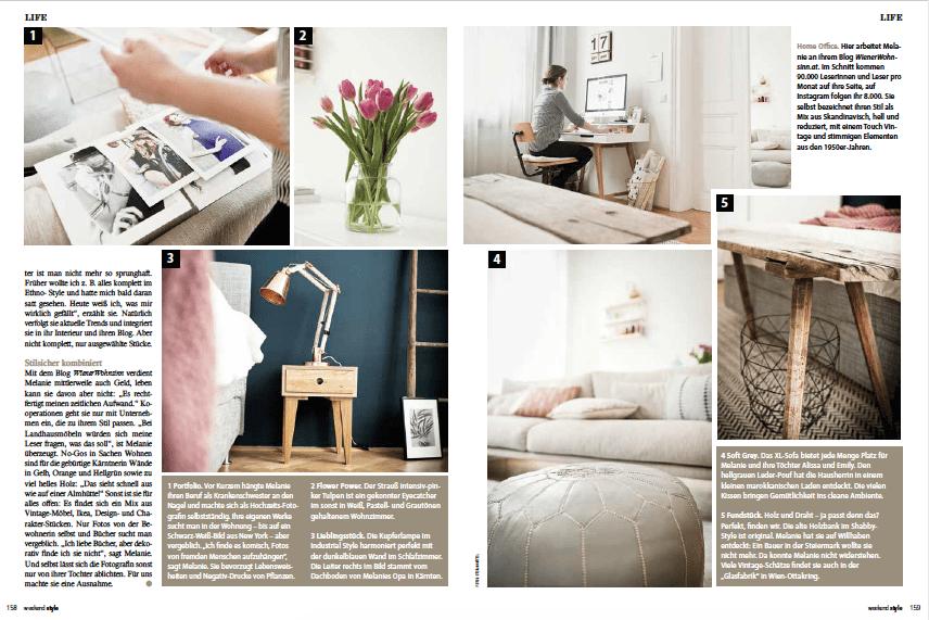 Homestory Interior Bloggerin Melanie Kuglitsch