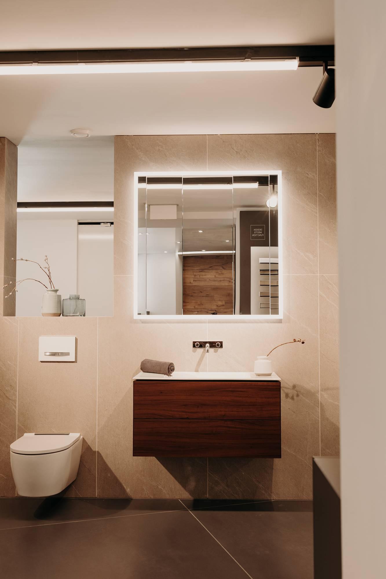 Badezimmerserie ONE von Geberit © Wiener Wohnsinn