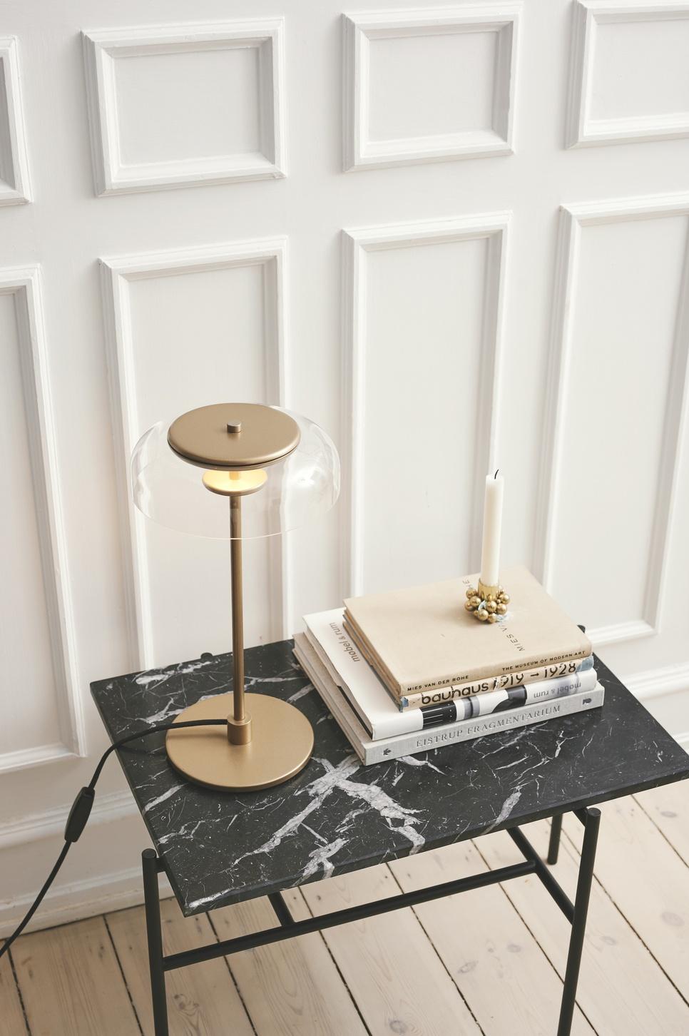 TOp 10 der schönsten Designer Tischleuchten