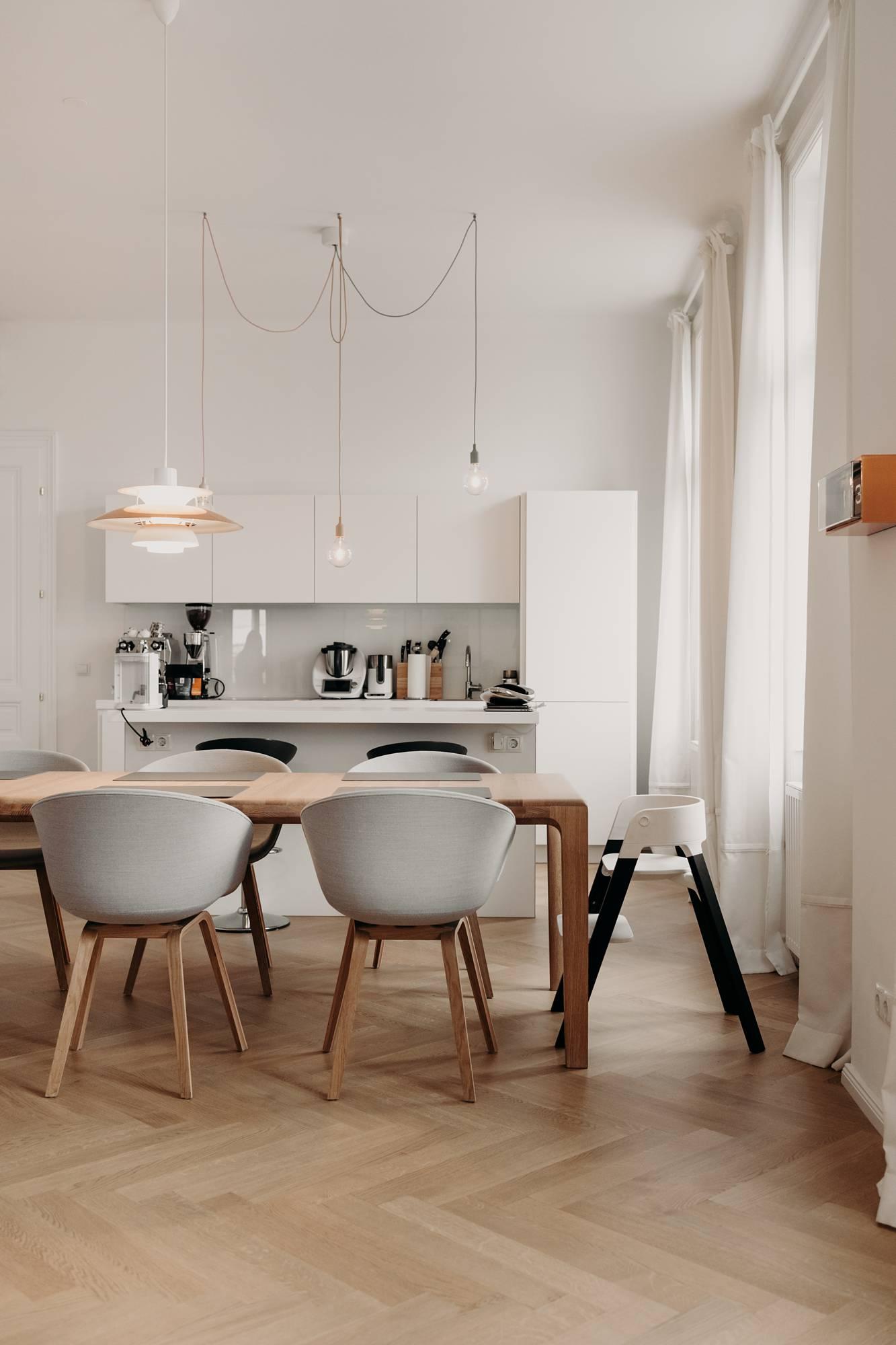 Wohntraum im Servitenviertel - Wiener Wohnsinnige Homestory