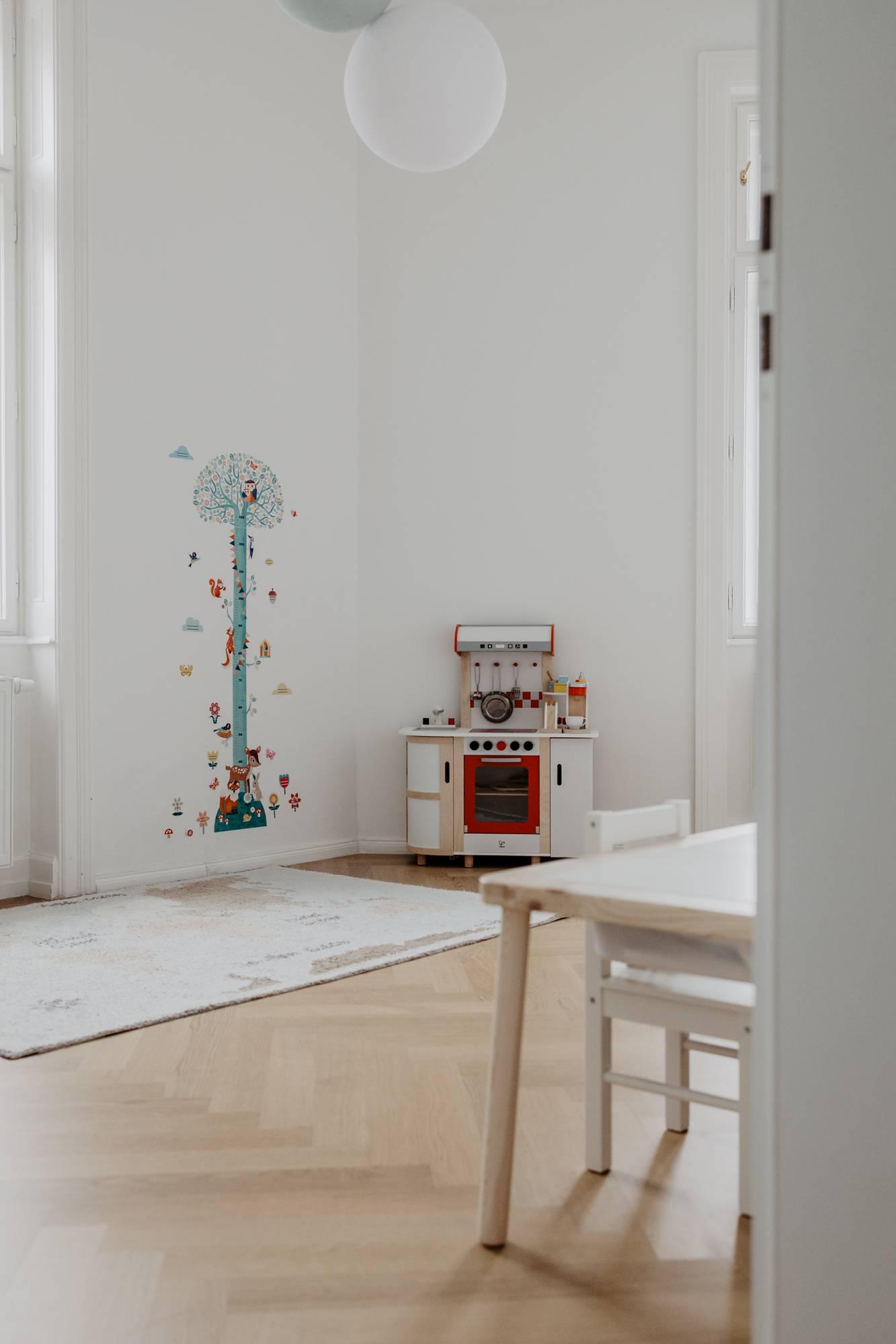 Wohntraum im Servitenviertel - Kinderzimmerinspiration Wiener Wohnsinn Homestory