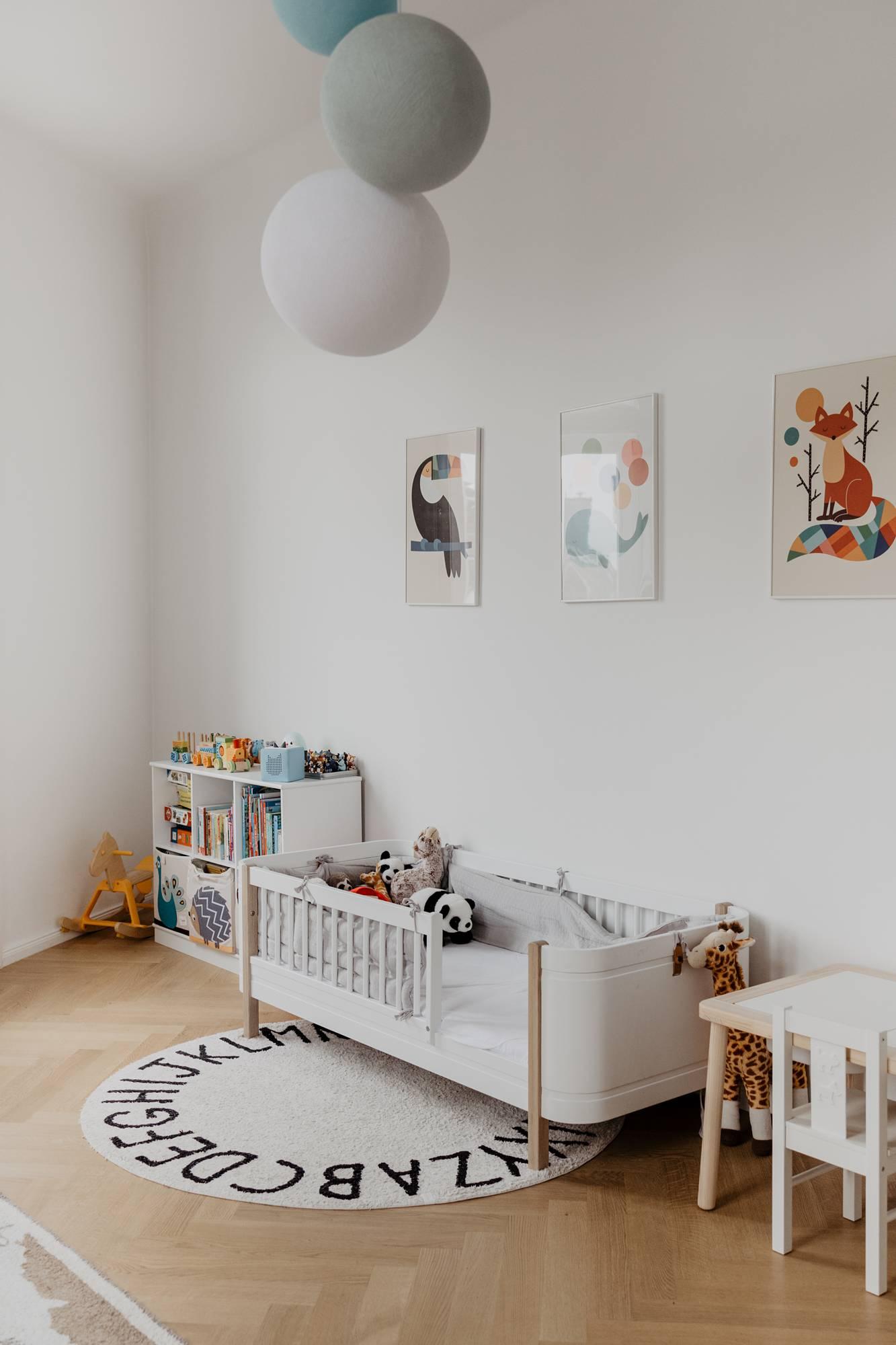 Kinderzimmer Bett Oliver Furniture - Wiener Wohnsinn