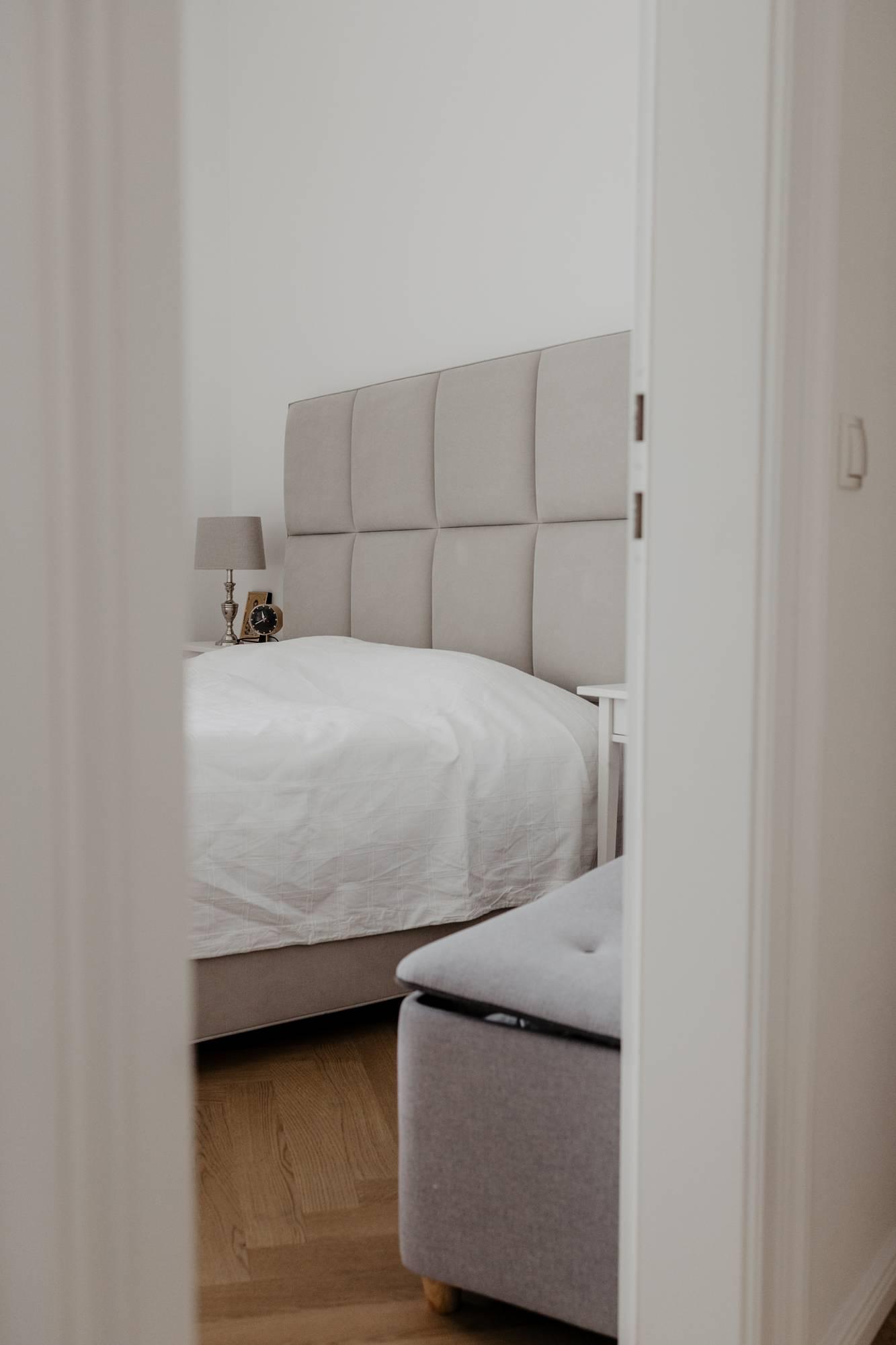 Schlafzimmer Inspiration - Wiener Wohnsinnige Homestory