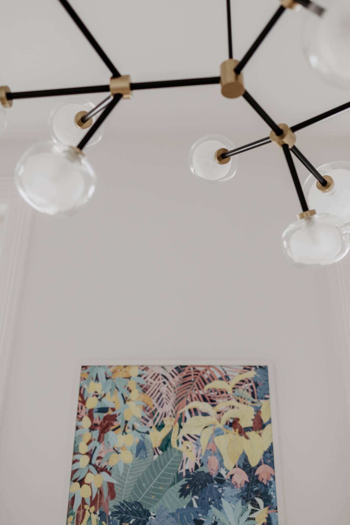 Designerlampe - Lichtobjekt - Homestory Wiener Wohnsinn