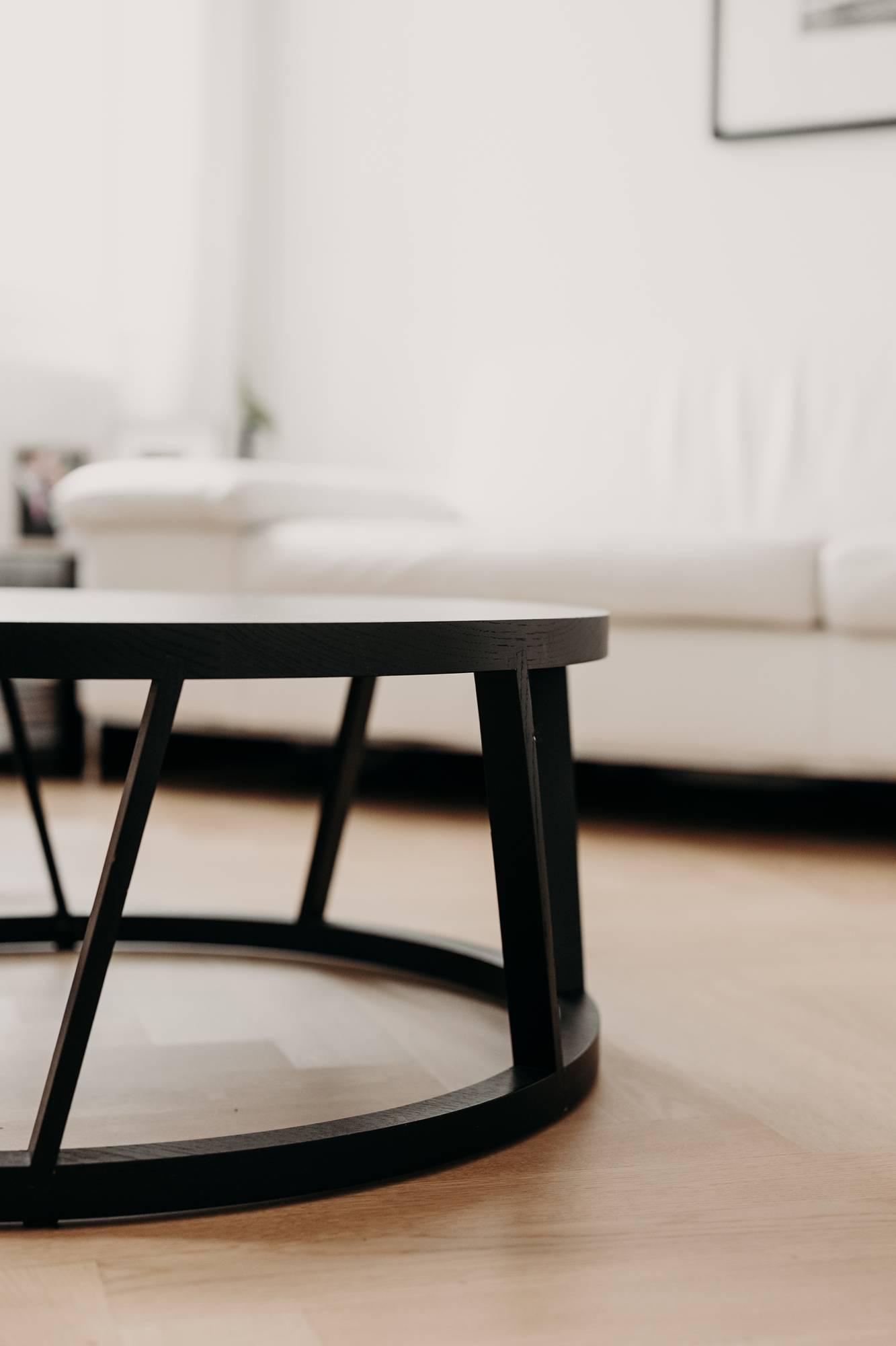 Wohnzimmer im skandinavischen Stil - Home Tour