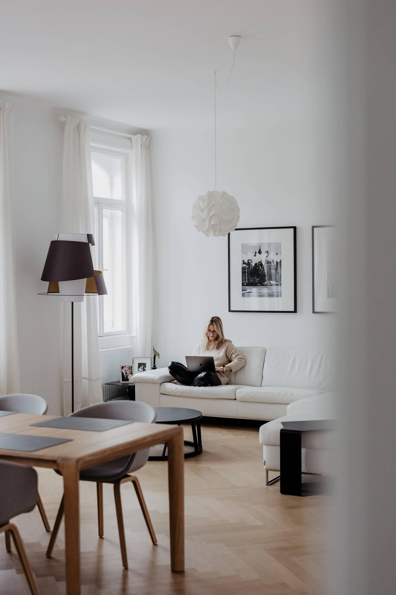 Altbautraum im Servitenviertel - Wiener Wohnsinnige Homestory