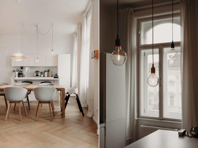 Wohntraum im Servitenviertel - Homestory