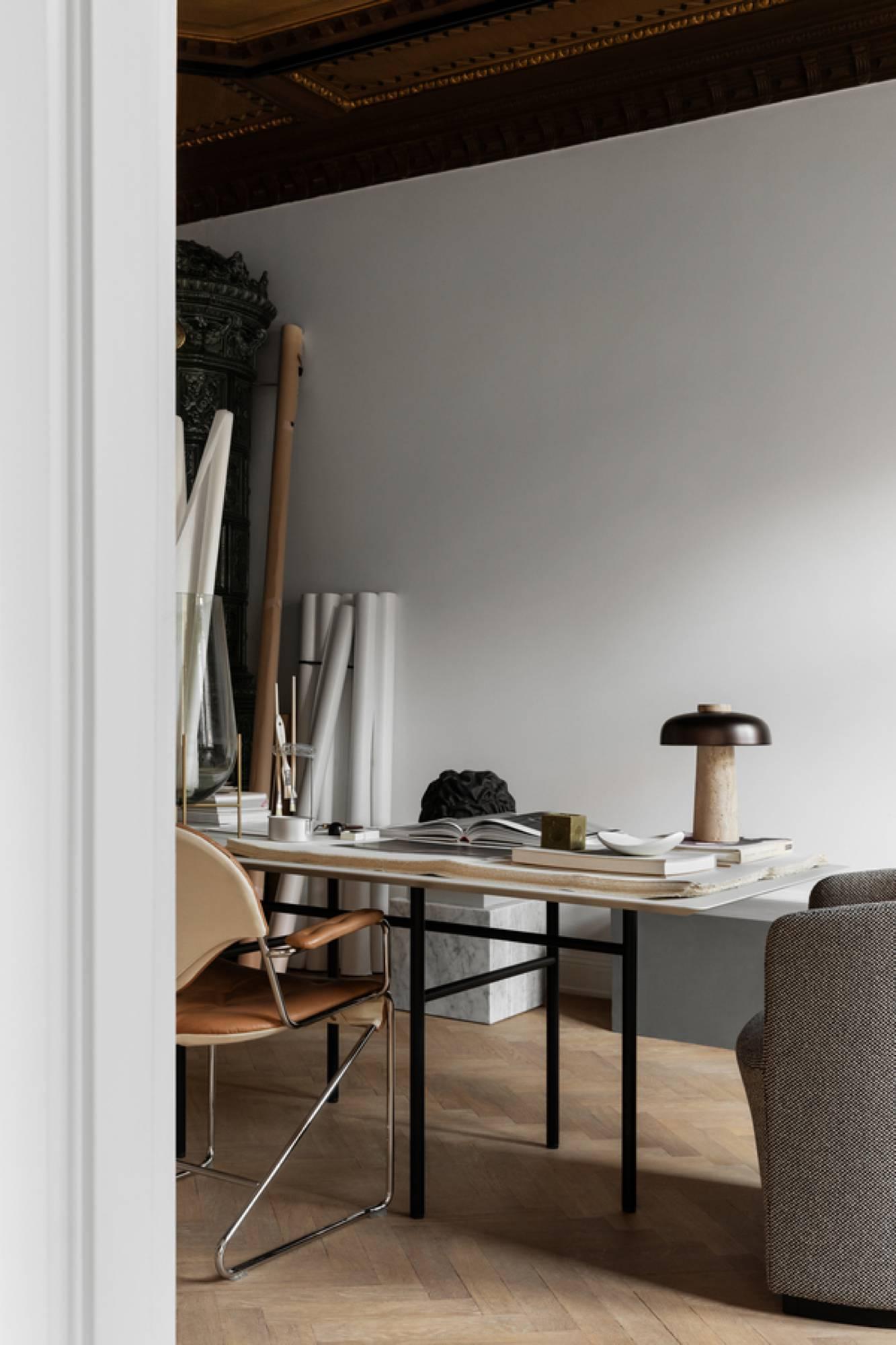 Reverse table Lamp von Menu- Wiener Wohnsinn