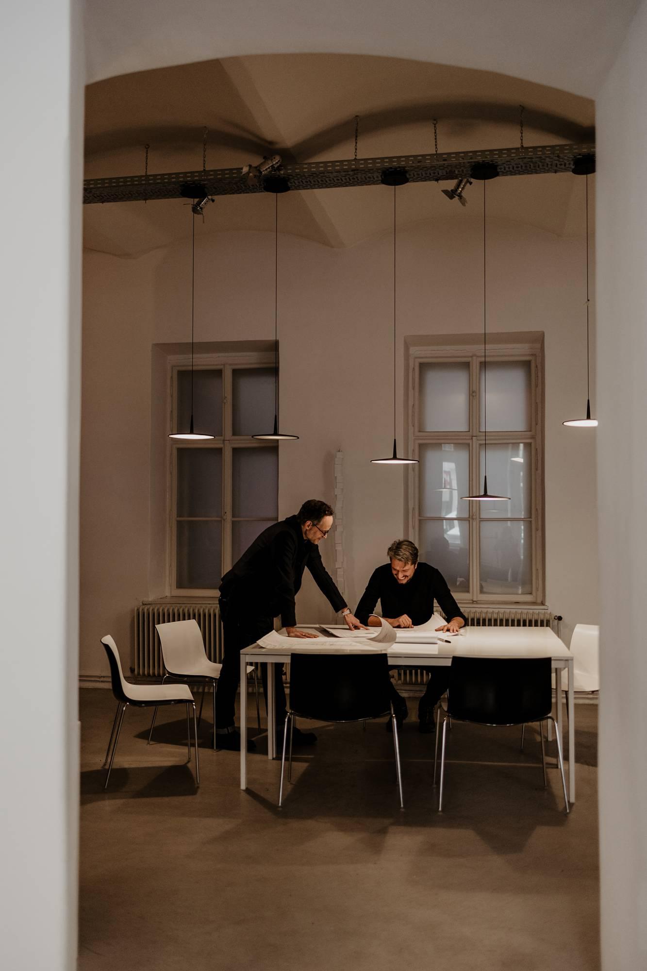 Job Report Studio Hoffelner Schmid   Architekten in Wien