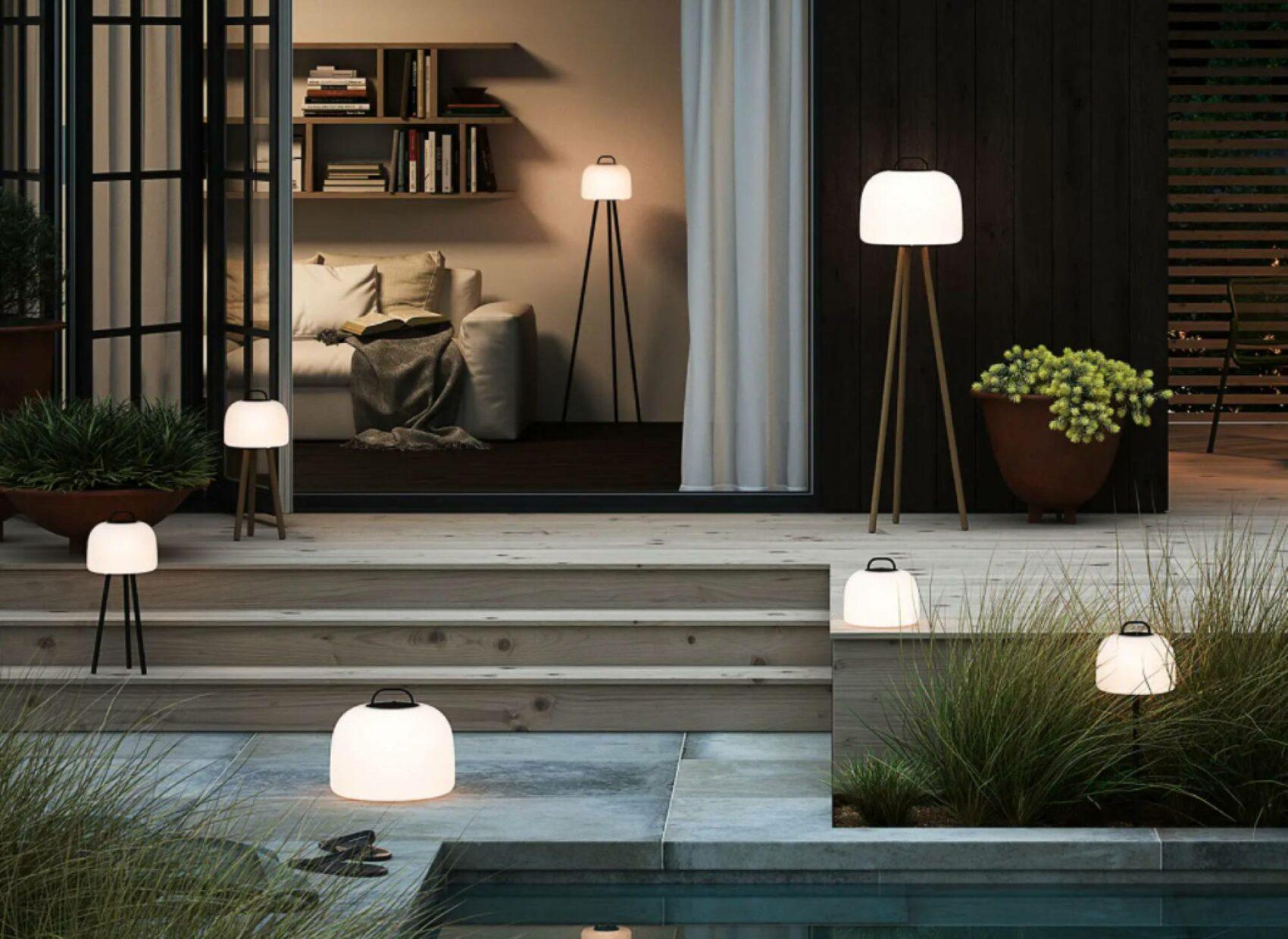 Gestaltungsideen für Garten und Terrasse   stylishe Möbel und ...